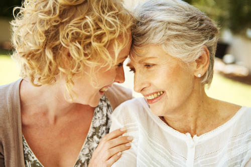 Aged care financing